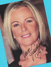 Anni-Frid Lyngstad ABBA  Autogramm Bild (Print Copie) + AK Bild ABBA Print Copie