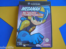MEGAMAN NETWORK TRANSMISSION - GAMECUBE - Wii Compat.