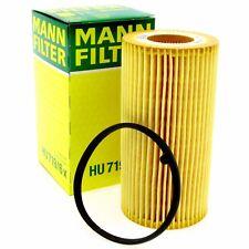 MANN Ölfilter Fahrzeugfilter HU7196X Filter Audi Seat Skoda VW