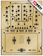 Rane TTM57 Skin - brushed gold
