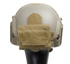 TMC Helmet Mounted Helmet 4 CR123 Battery Pouch (CB) TMC3269-CB