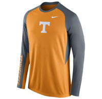 Tennessee Volunteers Mens Nike On Court Shooting DRI-FIT L/S T-Shirt - Large NWT