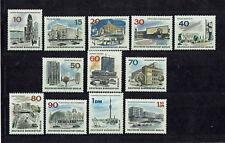 """toller Sondermarkensatz Berlin  """" Neue Stadtbilder  """" Mich. Nr. 254-65 '**"""