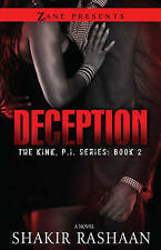 Deception : The Kink, P.I. Series, Shakir Rashaan, Very Good Book
