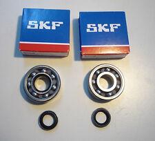 Roulement spi SKF moteur acier 6302 C3 Joints spy MOTOBECANE MBK 51 NEUF bearing