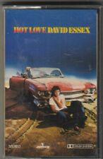 DAVID ESSEX Cassette Album - HOT LOVE
