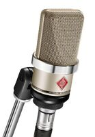New Neumann TLM-102 Large-Diaphragm Cardioid Condenser Microphone - Nickel