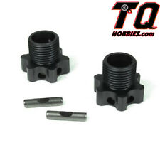 Tekno R/C TKR5071C Wheel Hubs 17mm 2mm Offset w/Pins (2) Fast ship+ tracking#