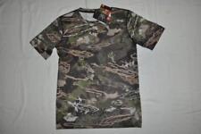 Under Armour Scent Control Tech Boys Hunting Short Sleeve Shirt 1259284 943 XL