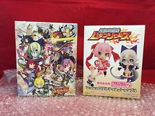 Mugen Souls Limited Collector's Edition with Figure Set PS3 Playstation 3 NEW