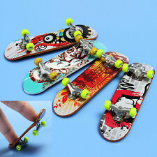 Hot Finger Board Tech Deck Truck Skateboard Boy Kids Childern Fun Toy Xmas Gift