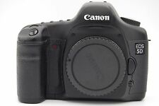 Canon EOS 5D 12.8MP 2.5''Screen Digital SLR Camera - (Body Only)
