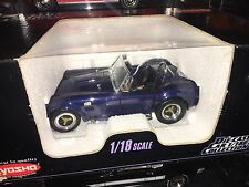 Kyosho Shelby Cobra 427  S/C  1/18 Scale