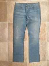 Level 99 Straight Jeans Sz 29 in. in Blue (29x31)