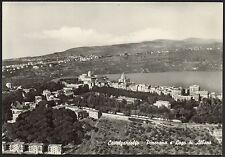 AA1918 Roma - Provincia - Castel Gandolfo - Panorama e Lago di Albano