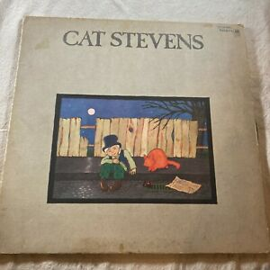 TEASER AND THE FIRECAT - CAT STEVENS - 1971 - LP ALBUM - A&M RECORDS - SP 4313
