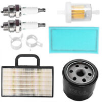 Air filter Oil fuel filter 795890 695396 fit Briggs&Stratton 18-26HP Lawn Mower