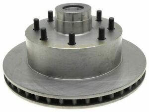 For 1975-1977 Dodge D300 Brake Rotor and Hub Assembly Front Raybestos 36497TX