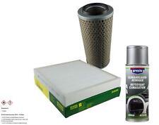 MANN-FILTER Paket + Presto Klima-Reiniger für Seat Ibiza V 6J5