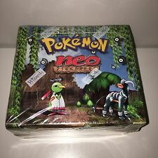 Pokemon Sealed Neo Discovery Booster Pack- ONLY 5 LEFT SELLING FAST