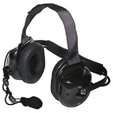 Titan Headset Heavy Duty Extreme Noise Reducing for Portable Radio K-cord