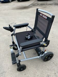 lightweight folding electric wheelchair used