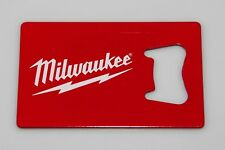 BOTTLE OPENER Milwaukee Nail Gun Drop Circular Saw Vacuum Drill Bit Driver 2.0ah
