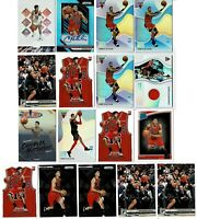2018-19 Chandler Hutchison 21 Rookie Card RC Lot Silver Prizm Auto, Relic & More