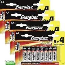 48x Energizer AA MAX Alkaline Powerseal Batteries LR6 MN1500 MIGNON *FILM OFFER*