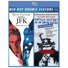 JFK/Untold History of the United States: The Cold War (Blu-ray Disc, 2013, 2-Dis