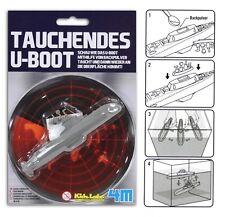 😊 4M ® Set  Lernspielzeug Backpulver U-Boot  Geschenk Mitbringsel  Mitgebsel