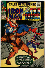 Tales of Suspense #88 - Beyond all Rescue - 1967 (Grade 4.5) Wh
