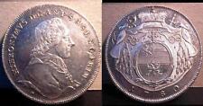 SALZBURG AUSTRIA THALER 1780 HIERONYMUS XF+