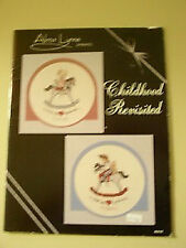 ALMA LYNNE CHILDHOOD REVISITED CROSS STITCH PATTER B5