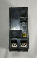 Square D 2 Pole 100 Amp Circuit Breaker