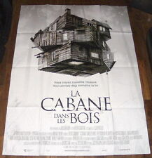 THE CABiN iN THE WOODS Richard Jenkins Bradley Whitford LARGE French POSTER