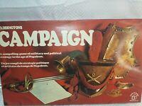 "Vintage WADDINGTONS ""CAMPAIGN"" Board Game used"
