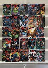 Superman; Batman Dc 25 Lot Comic Book Comics Set Run Collection Box2