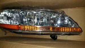 Headlight for 1998-2000 HONDA ACCORD HD10082B3r  Right Passenger