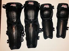 SCOYCO Motorcross Racing Knee pads elbow Pad Motorbike Gear Guard Protectors New