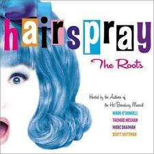 Hairspray The Roots Hardcover Book Dust Jacket NEW Broadway Show Play New York
