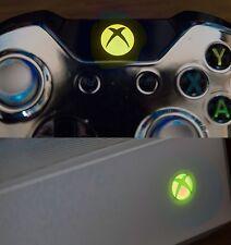 Xbox One Controller Amarillo LED x5 Leds/RF Board Power LED/guía botón de inicio