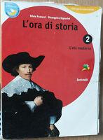 L'ora di storia. Vol. 2 - Paolucci, Signorini - Zanichelli,2006 - R