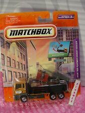 htf  Matchbox MAN TGS FLATBED CARGO HAULER☆M Jones Conveyance☆Real Working Parts