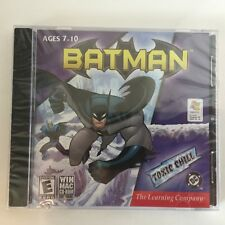 Batman: Toxic Chill PC Game New Sealed