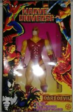 "1997 Toy Biz Marvel Universe DAREDEVIL Yellow Costume 10"" Action Figure"
