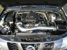 BCP BLACK 2005-2012 For Pathfinder Xterra 4.0L V6 Cold Air Intake +Heat Shield