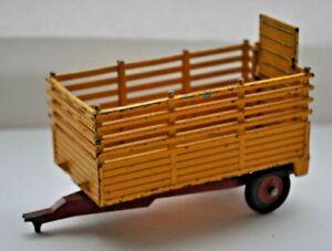 Corgi Toys Beast Carrier Cattle Trailer. Diecast