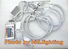 BMW Angel Eye Cotton Light RGB Multi-Color LED SMD E46 Non-projector Sedan