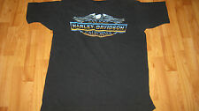 Harley-Davidson  T-shirt  San Jose California   Size L EUC